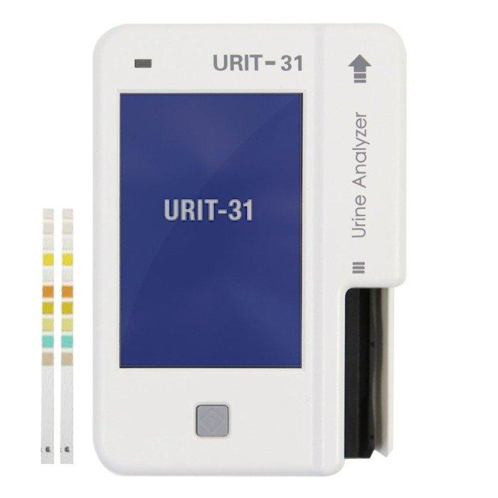 Przenośny analizator moczu URIT 31 + drukarka GRATIS