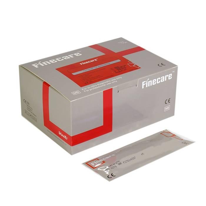 SAA Rapid Quantitative Test FINECARE™ 25 szt. - FIA METER - szybki ilościowy test immunofluorescencyjny