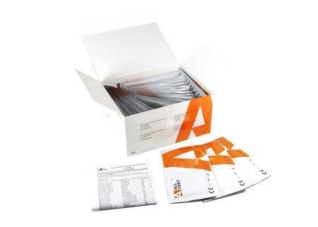 Test wykrywający tzw. dopalacze w moczu - Multi-Drug Rapid Test Cassette - K2, MDPV, CAT, LSD, MEP - 25 testów