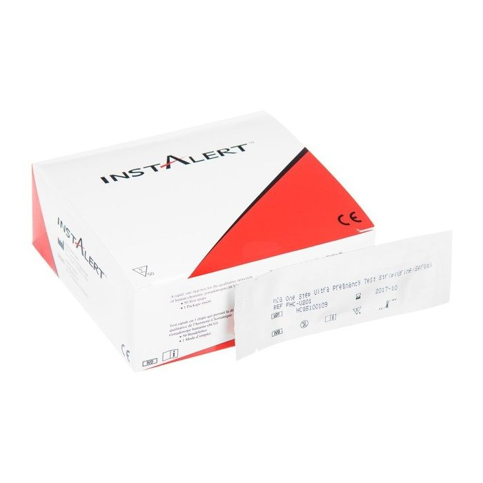 hCG STRIP ULTRA (50 testów) - test ciążowy paskowy